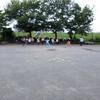 3年生の体育    Sportunterricht der 3Klasse