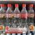 透明コカ・コーラは・・・でもMOW宇治抹茶はとっても美味しかった!!