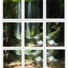 ハイレゾショットでパノラマチャレンジ。2億8千万画素の滝。