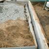ゴミ置き場の作り替え1-2(軽量鉄骨造の超簡易納まり)