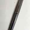格子溝の再塗装 / PARKER 75 Sterling Silver