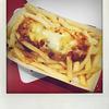 マクドナルドの「カケテミーヨ チーズボロネーゼ」を食べました。