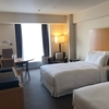 2019年7月 シェラトン都ホテル大阪宿泊記 お部屋とラウンジ紹介します。