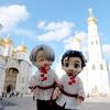 【ロシア】ユーリ聖地巡礼の旅30(クレムリン)