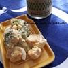 ブロッコリーとゆで卵のマスタード和え