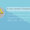 Convert Outlook to MBOX Using PST files Directly in Mac OS X – Quickly, Easily, and Accurately!
