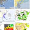 【台風情報】台風25号は大型で強い勢力で宮古島まで北上!気象庁・米軍・ヨーロッパ・NOAA・韓国の進路予想は九州北部に接近・日本海へ抜ける平成3年台風19号『リンゴ台風』と似た進路か!?台風の卵も存在!!