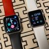 Apple Watchの設定を見直しました。