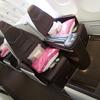 ハワイアン航空 Business Class A330-200 HA457 HA458 HND-HNL