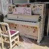 ピアノの調べが流れる国立の桜並木で自己レイキヒーリング