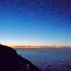 三たび、富士山頂へ。雲海にご来光、そしてガンダム