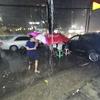 アカン、ヤンゴン(ミヤンマー)も大雨やぁぁ。