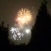 横田の花火は・・・・早かった。  川瀬ブログです。