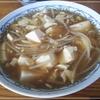 お豆腐ともやしのあんかけ丼