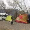 今年初キャンプに行って来ました(^O^)/