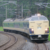 懐かしの車両編㉖ 2009年6月14日 東北本線(現青い森鉄道線)千曳駅で撮影した【583系】とその他もろもろ