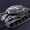 TAMIYA 1/48 ソビエト陸軍 重戦車 JS-2 1944年型 ChKZ 製作記 PART7