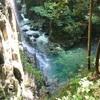 インスタ映え!エメラルドグリーンの滝、付知峡不動の滝