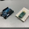 Arduino MicroでLチカ