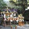 八坂神社例祭、こどもまつりが行われました