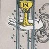タロットカード:小アルカナ カップのエース
