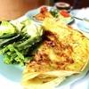 ベトナム料理【バインセオ風しらたきヌードル】