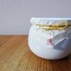 京はやしや @ラゾーナ川崎プラザ 卵不使用濃厚の抹茶の茶壺プリン