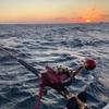 0220大荒れのヒラメ釣り、大損害〜