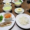 鯛の塩麹漬けソテーとブロッコリーのスープ
