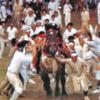 皆月山王祭の「馬駆け神事」十数年ぶりの復ッ活ッ(*゚∀゚*)