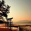 宮島の魅力は一泊した方が堪能出来るよ!厳島神社は世界遺産です