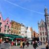 ベルギー旅行 ブルージュ