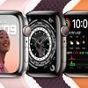 新型Apple Watch Series7が正式発表 今秋発売
