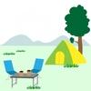 テントサイトのレイアウト術① 時短、効率的なサイト作りでキャンプを満喫しよう!