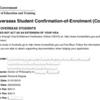 PhD学生ビザの申請をする-申請タイミングとNewCoE