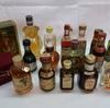 「古酒 ミニボトル サントリー響 V.SO.P. レミーマルタン DRAMBUIE COINTREAU オールドパー他 ウィスキー ブランデー スコッチ」買取しました。