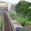 東急田園都市線撮影 ~信号設備点検の影響~
