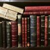 ディスプレイ用の古い洋書レンタル、1冊100円で全国お届け