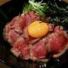 京橋のキャメルダイナーでローストビーフ丼を食べてきた!