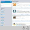 新しい MetroTwit for Windows 8 で検索やリストをピン留めする