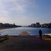 2019年3月9日(土)鹿浜橋周回リハビリライド24.42km、春一番。