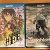 WiiU「XenobladeX(ゼノブレイドクロス)」「幻影異聞録#FE」を買いました