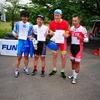 みんなのタイムトライアルジャパン 4th stage in 下総 クラシックTT男子 優勝