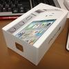 新しいiPhoneへ環境を移す手順