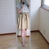 何着ていく?ミニマリスト女の夏のデート服