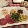 横浜元町のPizzeria Quo Vadis(ピッツェリア クオ ヴァディス)で手打ちパスタと前菜盛り合わせ