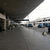 初めてのアメリカ大陸-デトロイト空港-