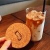 靴下マークが可愛い路地裏カフェ@COMFORT Coffee Roasters