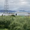 9月19日長野新幹線車両センターの状況