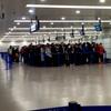 大混雑の空港